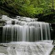 Buttermilk Falls Art Print