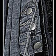 Button Ups Art Print