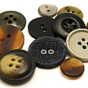 Buttons Art Print by Fabrizio Troiani