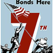 Buy Your Extra Bonds Here Art Print