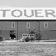 Bw Stovers Farm Market Berrien Springs Michigan Usa Art Print