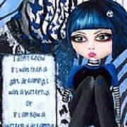 By The Moonlight Art Print