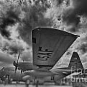 C-130 Hercules  Art Print
