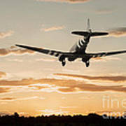 C-47 Finals Art Print