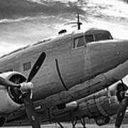 C-47 Skytrain Art Print