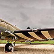C-47 Snafu Special Art Print