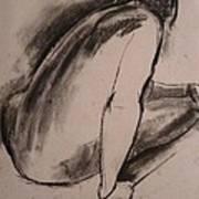 C04. Resting Art Print