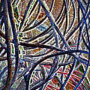Cable Jungle Art Print