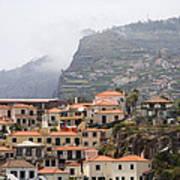 Cabo Girao Madeira Portugal Art Print