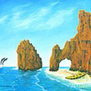 Cabo San Lucas Mexico Art Print