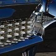 Cadillac Bumper Art Print