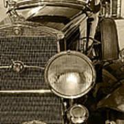Cadillac Roadster 1930 Art Print