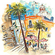 Cadiz Spain 04 Art Print