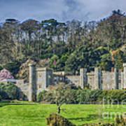 Caerhays Castle Art Print