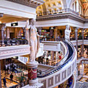 Caesars Palace - Las Vegas Art Print