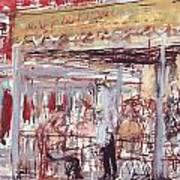 Cafe Du Monde  Art Print