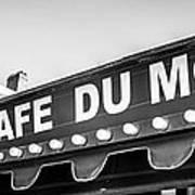Cafe Du Monde Panoramic Picture Art Print