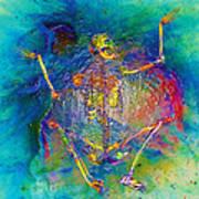 Calcium Transmitter 1 Art Print