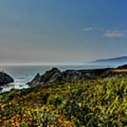 California - Big Sur 003 Art Print