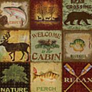 Call Of The Wilderness Art Print
