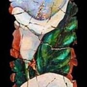 Calla Fresco Art Print