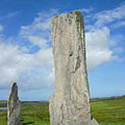 Callanish Tall Stones Art Print