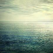 Calm At The Summer Sea Art Print