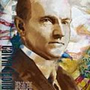 Calvin Coolidge Art Print