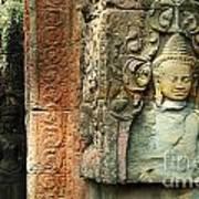Cambodia Angkor Wat 1 Art Print