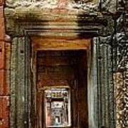 Cambodia Angkor Wat 5 Art Print