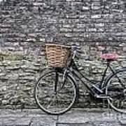 Cambridge Bike 3 Art Print