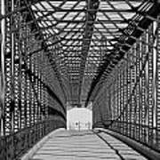 Cameron-tanner's Crossing Arizona V2 Art Print