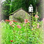 Camp Dennison Garden Art Print