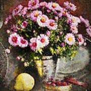 Can Of Raspberries Art Print