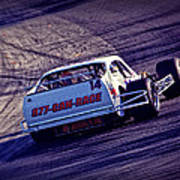 Can Race Open Wheel Modified Art Print