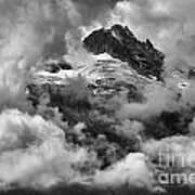 Canadian Coastal Mountains - Tantalus Mountains Art Print