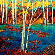 Canadian  Landscape Artist Carole Spandau Art Print