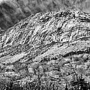 Cannon Cliffs Wind Art Print
