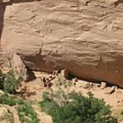 Canyon De Chelly Ruins Art Print