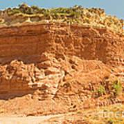Canyonlands In West Texas Art Print