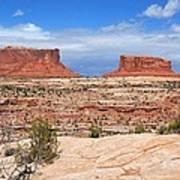 Canyonlands Utah Landscape Art Print