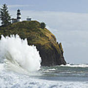 Cape Disappointment 3 A Art Print