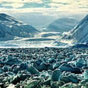 Cape Hallett Ross Sea Antarctica Art Print