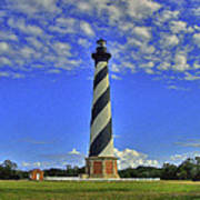 Cape Hatteras Light Art Print