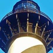 Cape Hatteras Lighthouse 6 11/05 Art Print