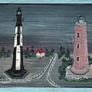 Cape Henry Art Print