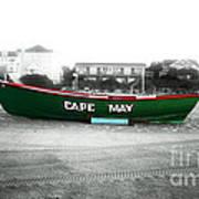 Cape May Fusion Art Print