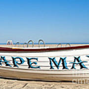 Cape May New Jersey Art Print