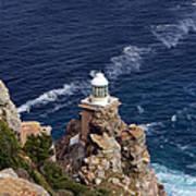 Cape Of Good Hope Lighthouse Art Print