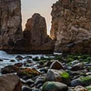 Cape Roca I Art Print